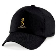 Instonians Rugby Club Beechfield Original 5 Panel Cap Black 2019